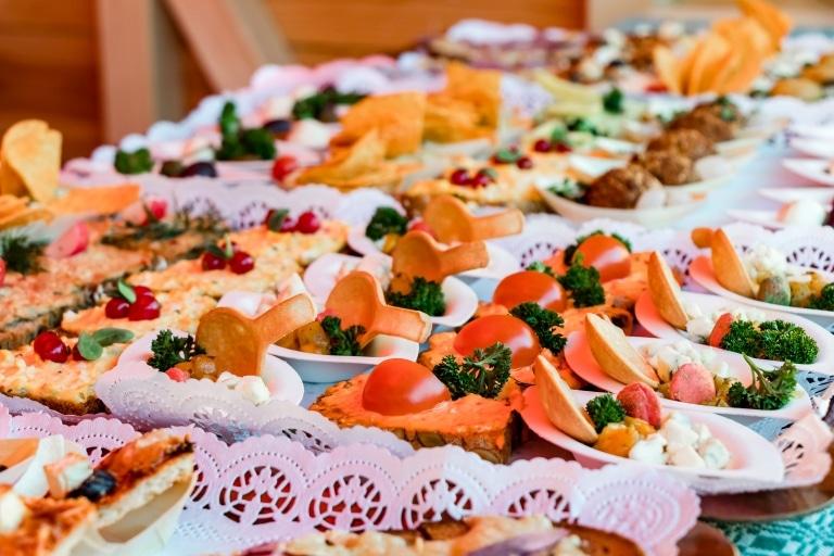 Unser Küchenchef kreiert individuelle Gerichte für Ihre Feiern