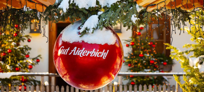 Weihnachten auf Gut Aiderbichl ist immer magisch