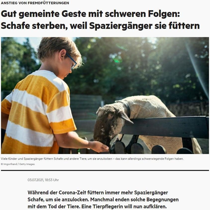 Pressespiegel Gut Aiderbichl STERN